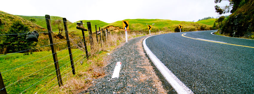 NZ North Island Road Trip