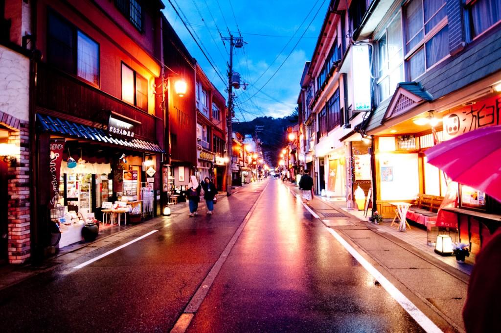 Kinosaki Town